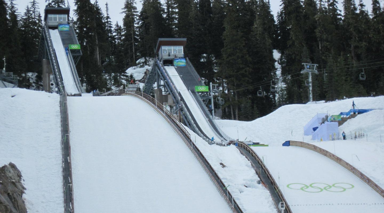 Whistler Valley Winter Olympics 2010