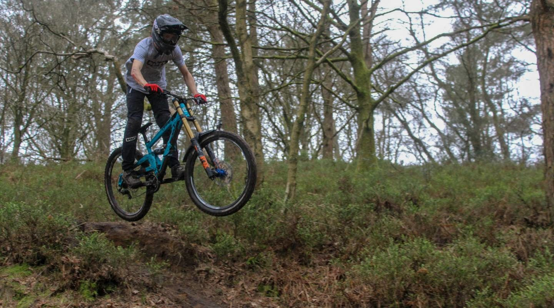Aston Hill - MTB Jump