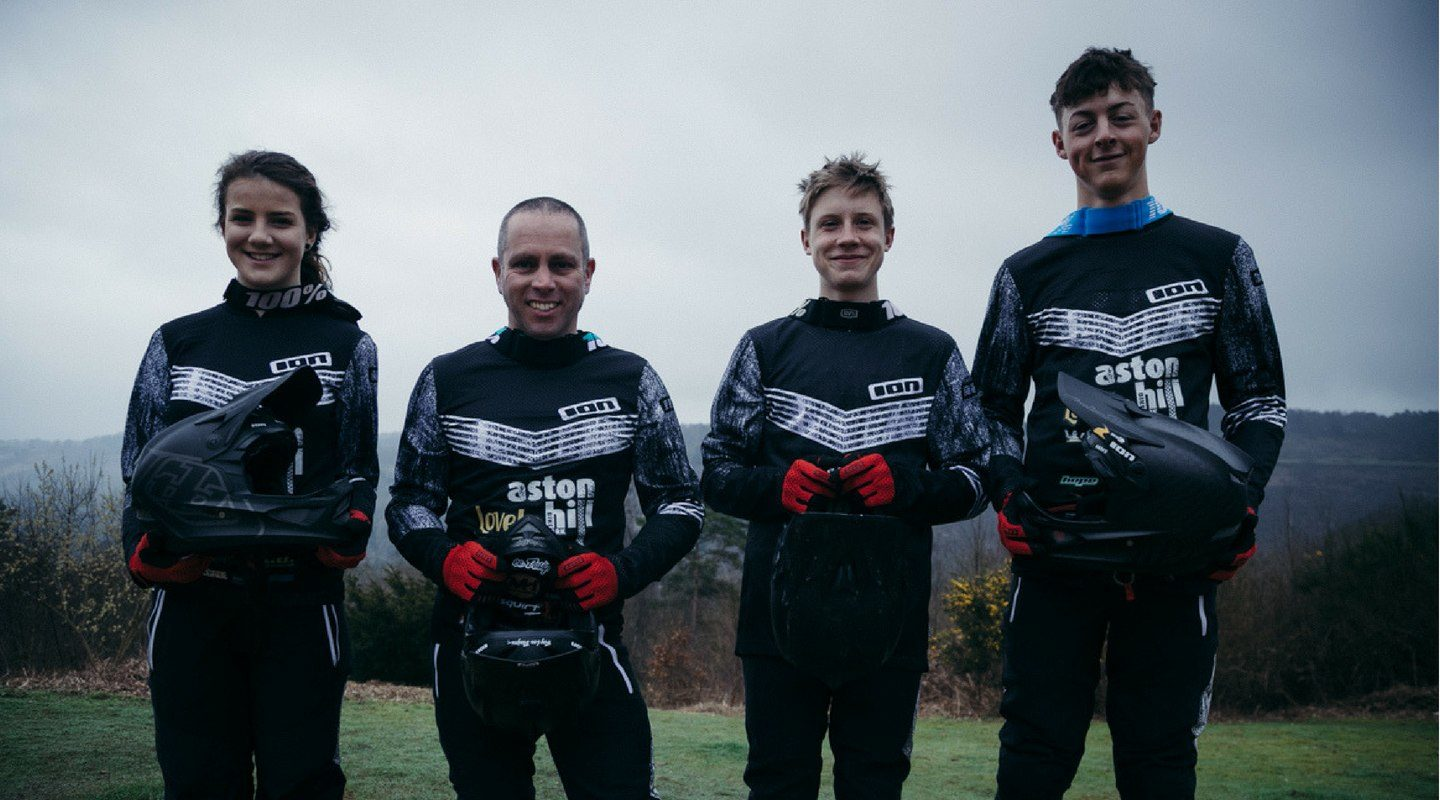 Aston Hill - MTB Team