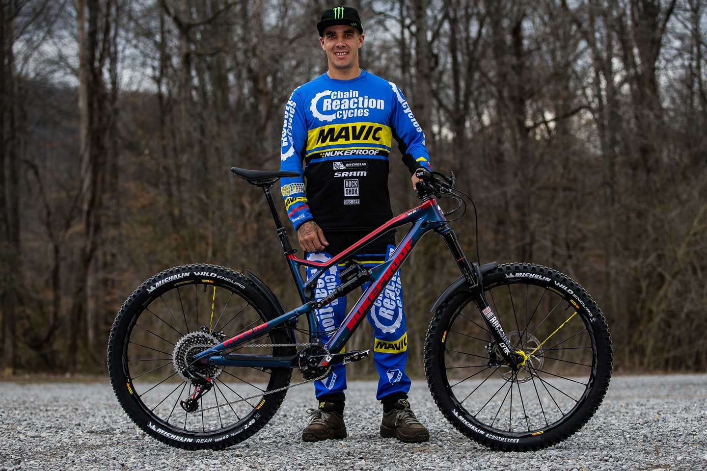 Sam Hill Chain Reaction Cycles