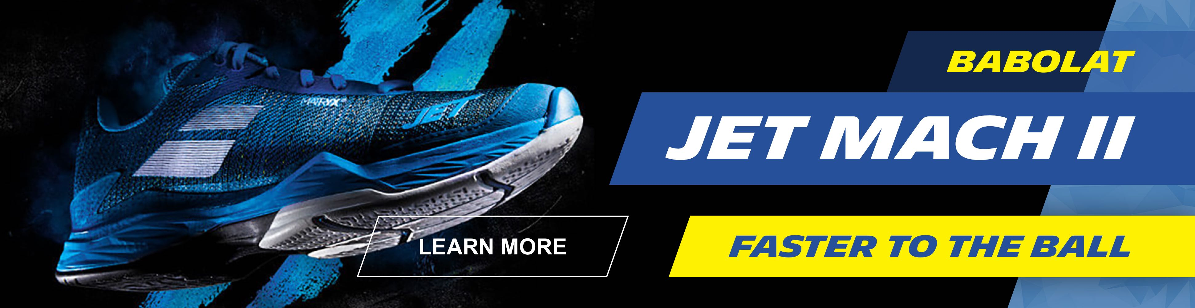 Jet Mach II — Faster to the Ball