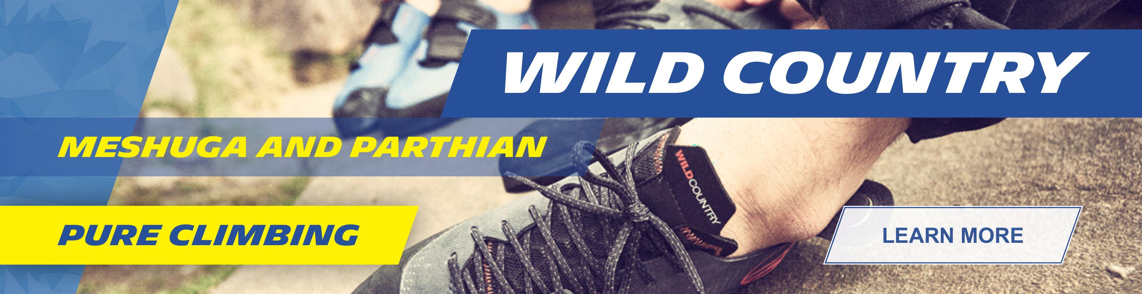 Meshuga and Parthian — Pure Climbing