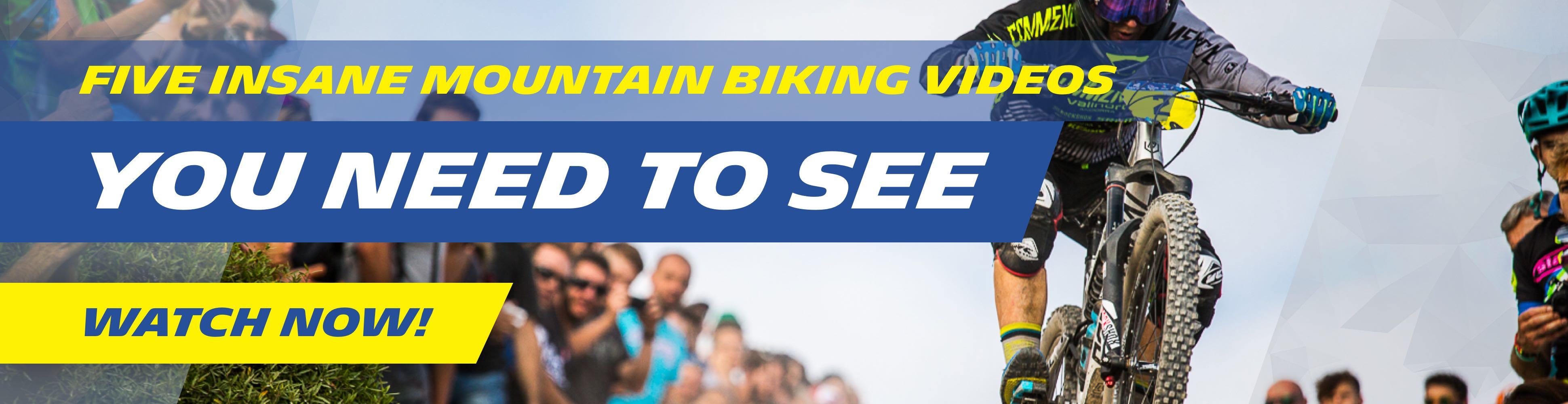 best mountain bike videos