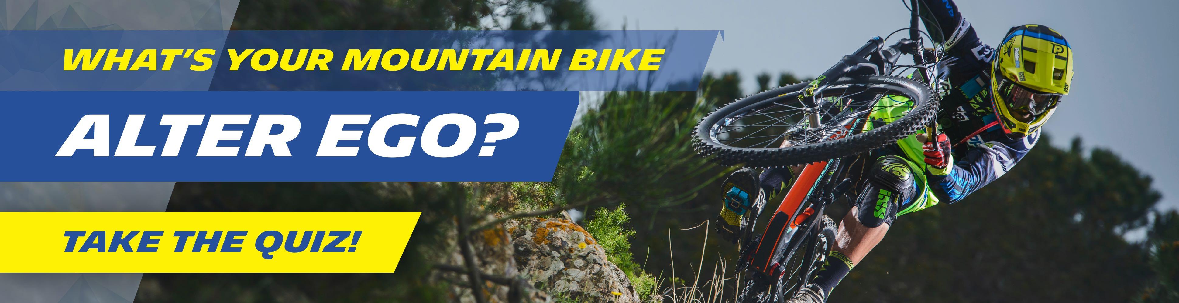 mountain bike quiz