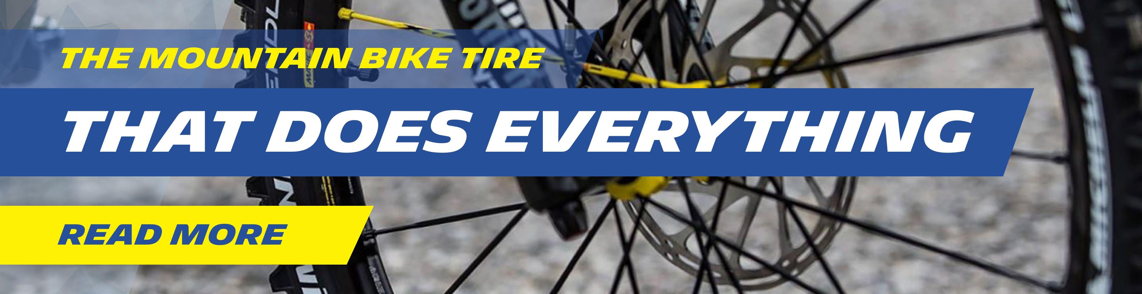 Michelin Wild Enduro mountain bike tire