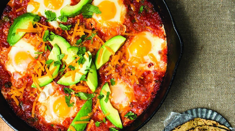 Huevos Rancheros (V)