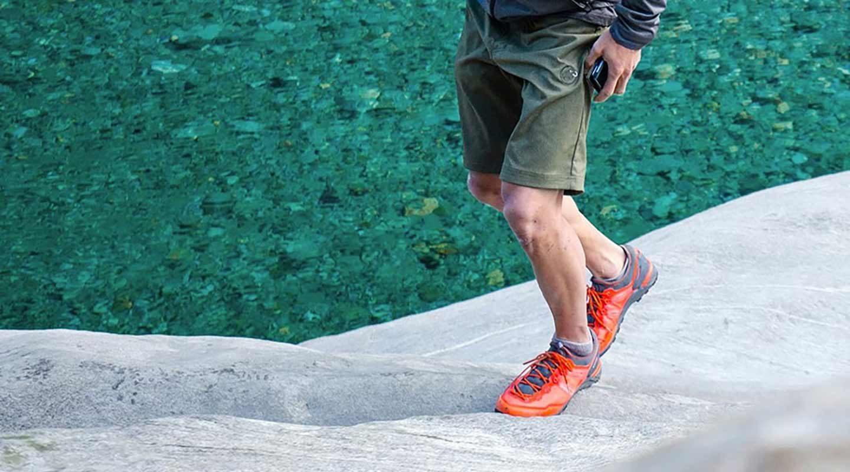 Mammut hiking shoes