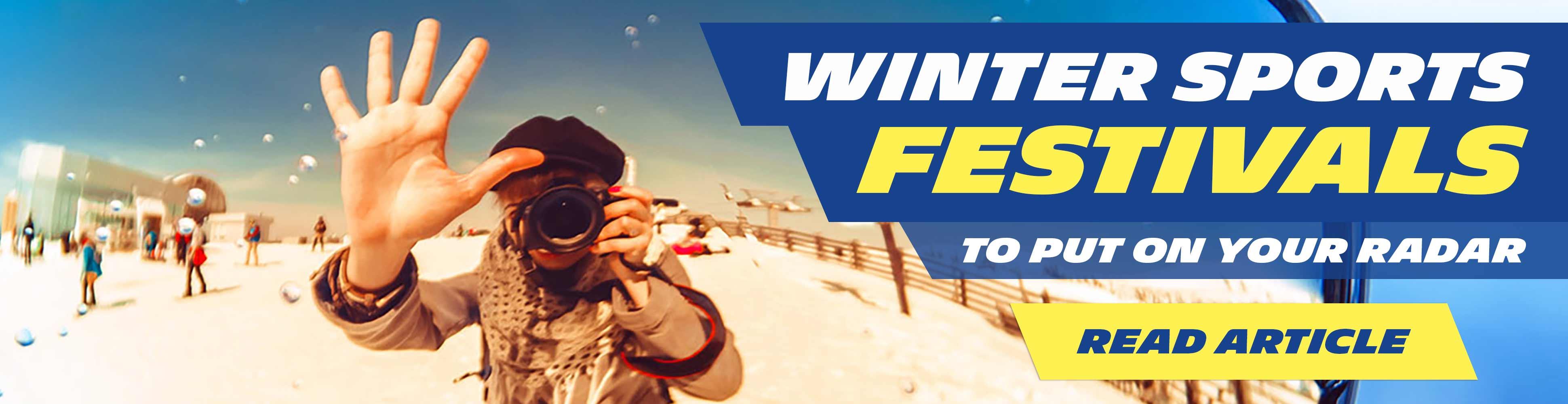 Winter Sports Festivals
