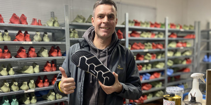 Joe Nimble's Sebastian Bär reveals new functional running shoe [Sneak Peek]