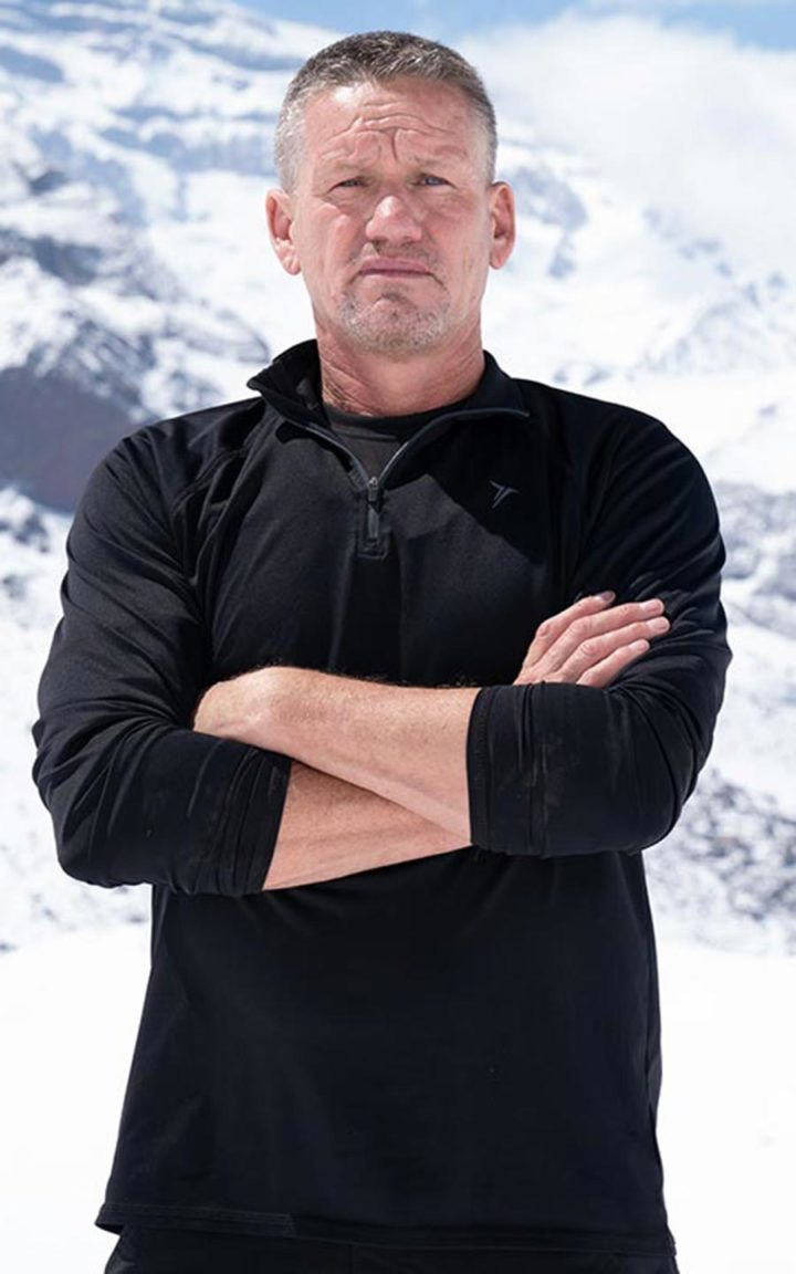 Mark 'Billy' Billingham from SAS: Who Dares Wins gets back to basics
