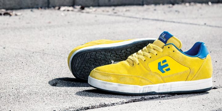 The skater's skate shoe: etnies upgrades the Marana and Veer with Soles by MICHELIN